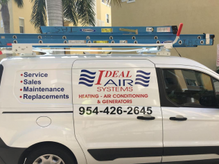 HVAC contractor deerfield beach fl